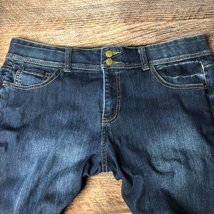 Lane Bryant Crop Jeans Size 16